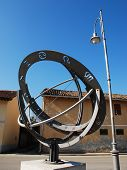 Armillary Sphere In Aiello