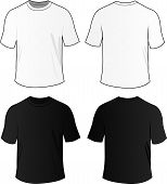 Blank Tee Shirts