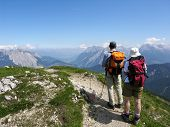 Panoramic Alpine Walk