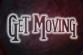 Get Moving Concept