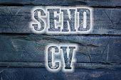 Send Cv Concept
