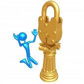 Lock Idol