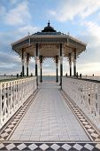 Bandstand Victorian Brighton England