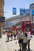 Bond street boutiques, street of famous small fashion businesses