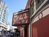World Famous O'farrell Theatre Sign