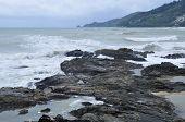 Patong Beach coastline