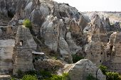 picture of goreme  - Open Air Museum in Goreme  - JPG