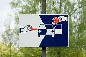 Anti Theft Sign