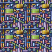 Boys toy pattern