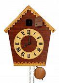 Vintage reloj de cuco