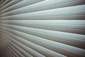 Grey shutters background
