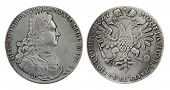 Russian Silver Coin