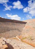 Fuerteventura, Canary Islands, Dam De Los Molinos