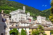 medieval towns of Italy series - Gubbio