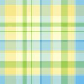 Seamless madras plaid pattern