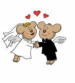 Married bear angels