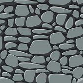 Seamless Stones Wallpaper