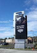 Artic Sign Anaheim