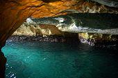 image of grotto  - Rosh HaNikra  - JPG