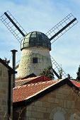 Montefiore Windmill and Yemin Moshe Neighborhood, Jerusalem
