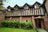 Shakespeare's home in England