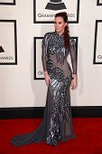 LOS ANGELES - FEB 8:  Keltie Knight at the 57th Annual GRAMMY Awards Arrivals at a Staples Center on February 8, 2015 in Los Angeles, CA
