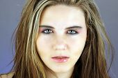 Beautiful Teen Girl Headshot