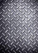 diamond metal background