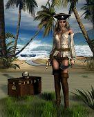 Piraten Insel