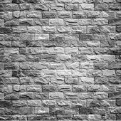 stock photo of wall-stone  - brick wall - JPG