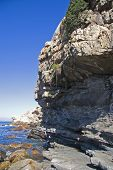 Cliffs At Hermanus