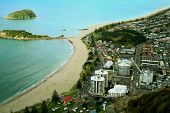 Tauranga beach, New Zealand