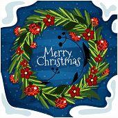 Wreath0178 poster