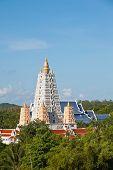 Постер, плакат: Бодх Гая стиль Пагода
