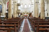 Mother Church. Martano. Puglia. Italy.