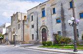 Dominican Monastery. Cavallino. Puglia. Italy.