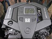 Mercedes Amg Engine