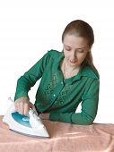 Ironing Girl