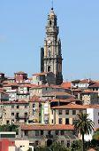 Portugal, Porto; Torre Dos Clerigos