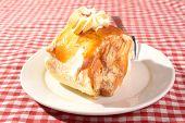 Dulce Cake Slice