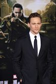 LOS ANGELES - NOV 4: Tom Hiddleston at the Marvel's 'Thor: The Dark World' Premiere at the El Capita