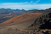 At The Top Of Haleakala