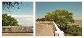 Boardwalk Postcards Of Colonia City