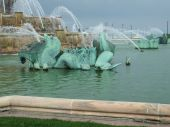 Buckingham Fountain Upclose