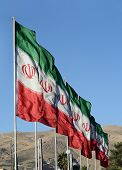 Iranian Flags