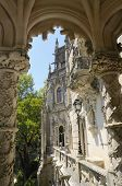 Detail Of Quinta Da Regaleira