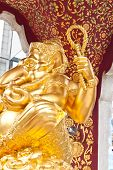 picture of laddu  - the ganesh statue at bangkok of thailand - JPG