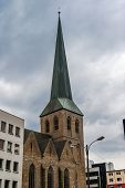 Old Church In Dortmund, Germany