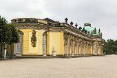 Sanssouci Palace,potsdam, Germany