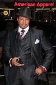 LOS ANGELES - NOV 5:  Terrence Howard at the